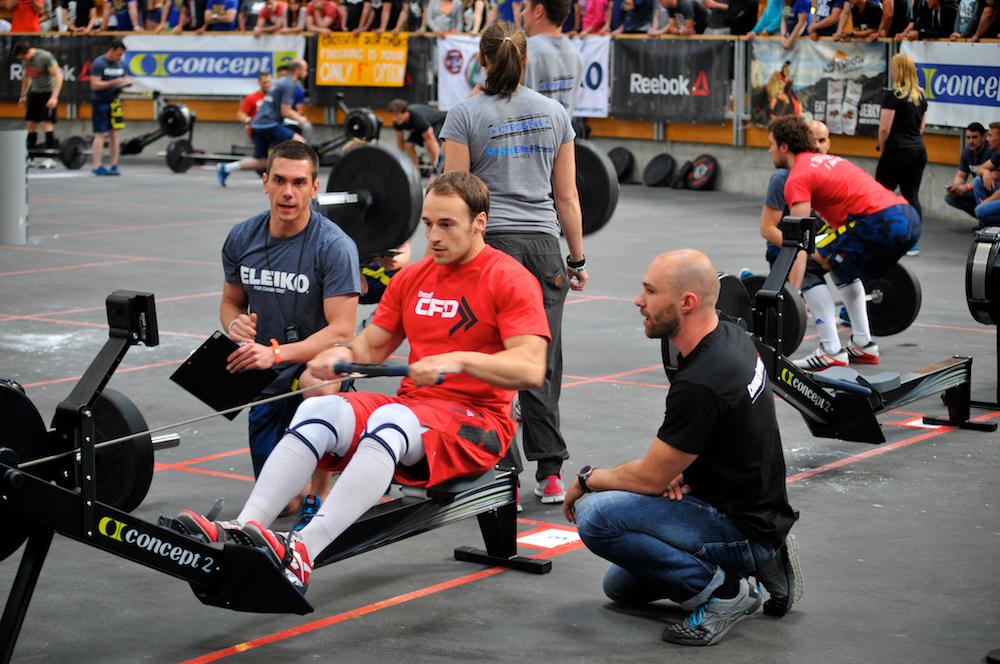 Markus Krümmer - CrossFit CFD - CryMeARiver