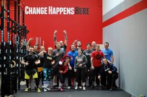 CrossFit CFD - Gruppenbild T2