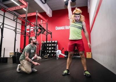 1. CrossFit CFD Fight Club