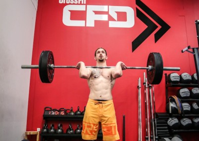 1. CrossFit CFD Fight Club