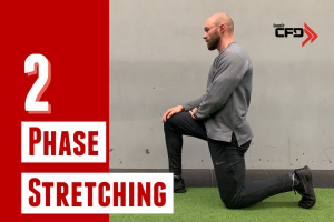 Warm up Phase 2 Stretching