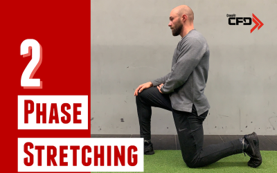 Warm Up Phase 2 – Stretching