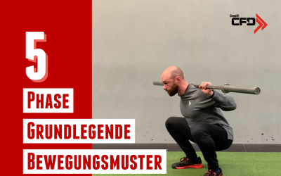 Warm Up Phase 5 – Grundlegende Bewegungsmuster